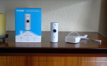 D-Link DCS‑8000LH, análisis: una cámara WiFi sencilla y compacta para vigilar tu hogar a distancia