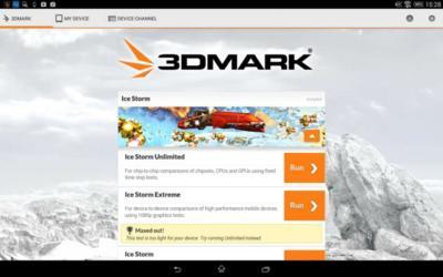 FutureMark nos presenta los mejores Android de 2014 según sus benchmarks