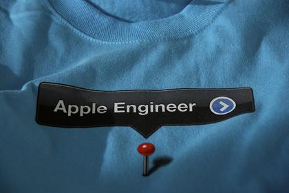 Imagen de la semana: Apple Engineer