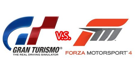 Gran Turismo 5 vs. Forza Motorsport 4. Vídeo comparativo