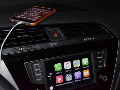 Los grandes llegan al coche: probamos Android Auto y Apple Carplay en el Touran 2016
