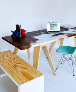 Vinilos para dar un nuevo aire a tus mesas