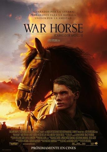 Estrenos de cine | 10 de febrero | Llega el caballo de Spielberg