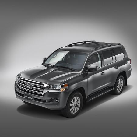 Toyota Land Cruiser 2021: precios versiones y equipamiento en México 5