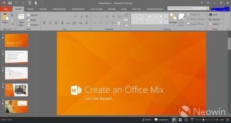 Se filtran nuevos detalles sobre las novedades de Office 2016