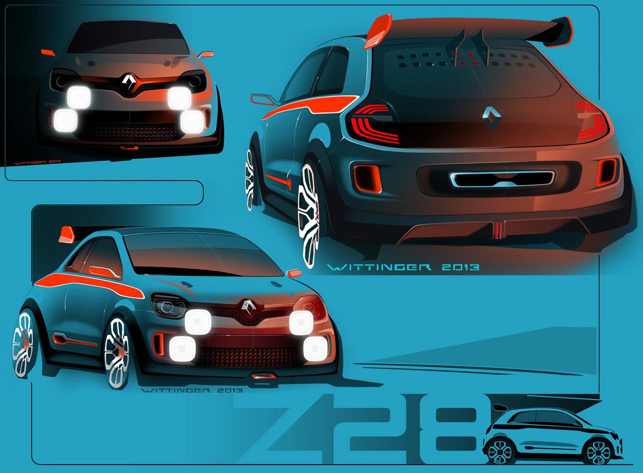 Foto de Renault Twin'Run Concept (19/49)