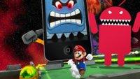 Los inversores de Nintendo presionan para que se hagan juegos para teléfonos móviles