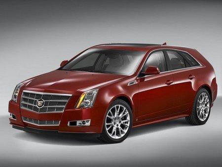 El Cadillac CTS Sport Wagon ya está a la venta en España