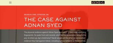 ¿Por qué Internet sigue obsesionada con el podcast 'Serial', un año después?