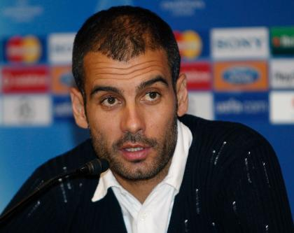 El look de Pep Guardiola