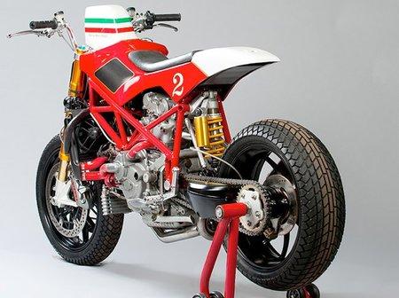 Ducati F1 Tracker por Marcus Moto Design
