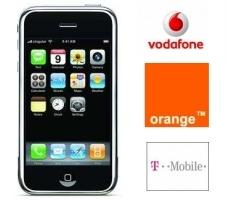 iPhone sólo con un operador en Europa