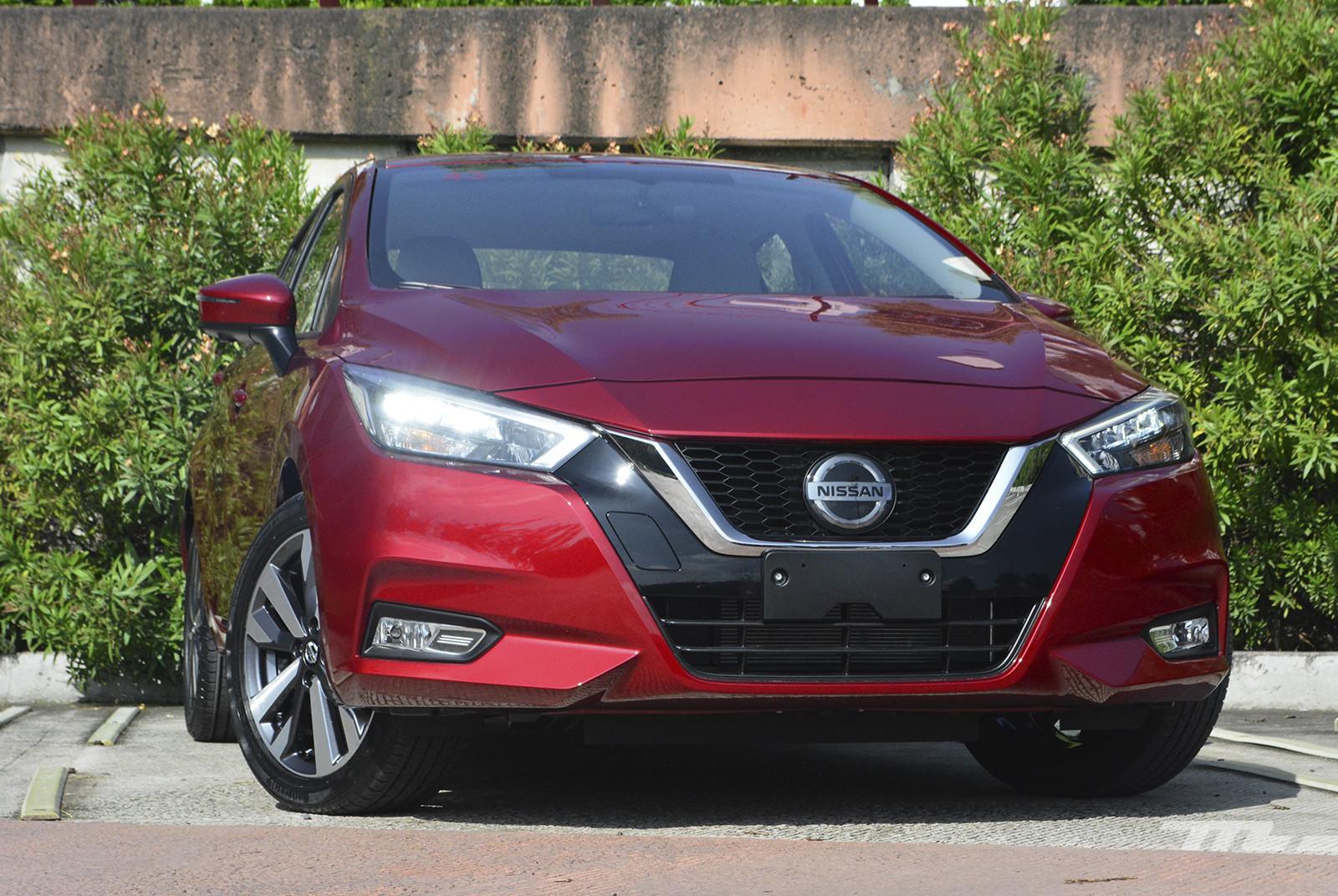 Nissan Versa 2020 (prueba)