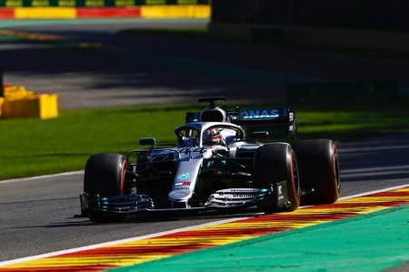 Hamilton Belgica F1 2019
