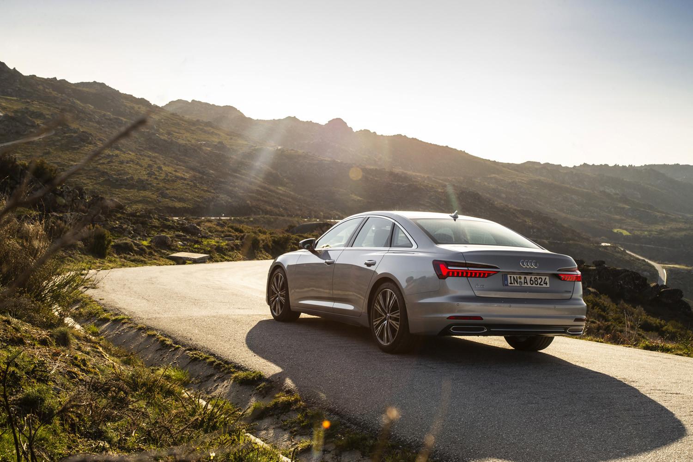 Foto de Audi A6 2018, toma de contacto (65/118)