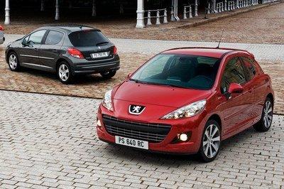 Nuevos motores 1.6 THP y HDi para el Peugeot 207
