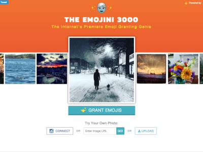 Emojini 3000: la web que te dice qué emoticono se parece más a tu foto