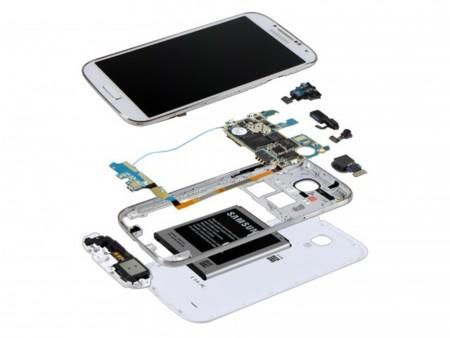 Samsung Galaxy S4 tiene un coste de construcción de 237 dólares, según IHS