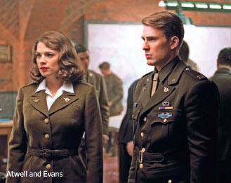'Captain America: The First Avenger', nuevas imágenes