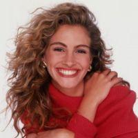 Morenas/castañas: Julia Roberts y su perfecta sonrisa