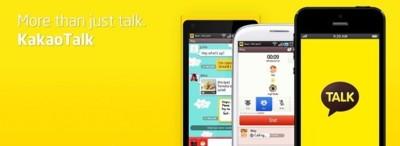 KakaoTalk podría dar el salto a la distribución de contenidos