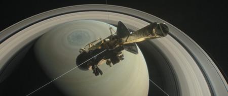 Siga en vivo el final de la sonda Cassini mañana viernes