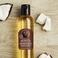 ¿Necesitas nutrir tu pelo?: llega el nuevo Aceite de coco pre-lavado de The Body Shop