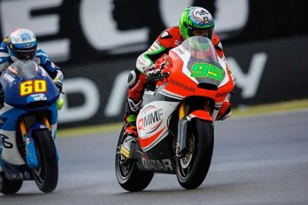Anthony West Win Moto2 2014