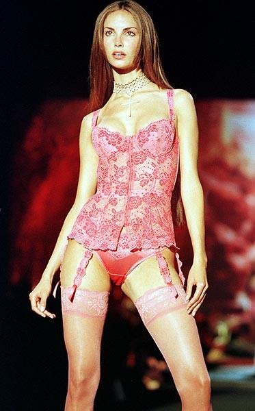 Eugenia Silva Victorias Secret 1999
