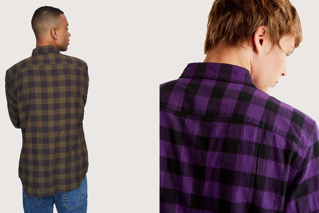La Camisa De Lenador O Hipster O Grunge Regresa Con Fuerza Para Éste Otono 3