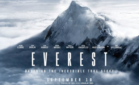 'Everest', gélida frialdad