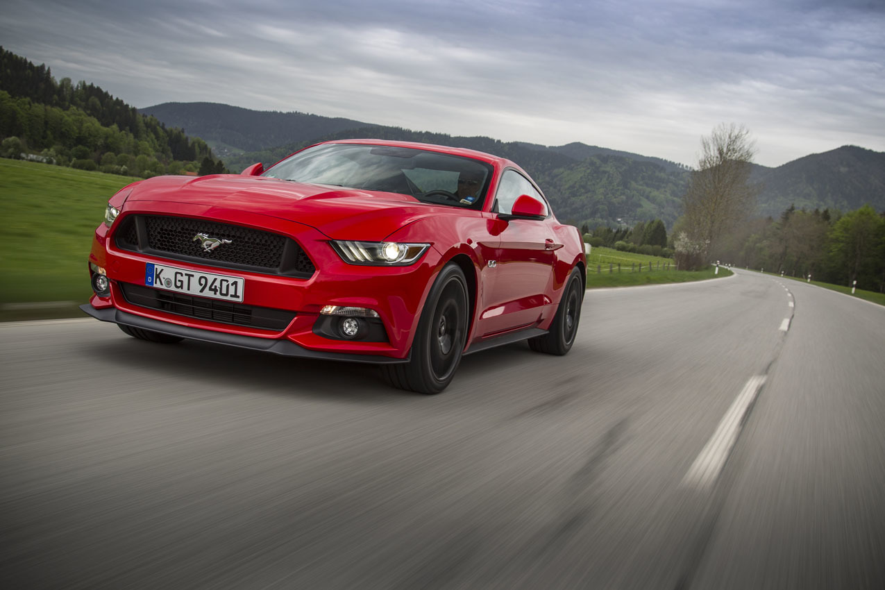 Foto de Ford Mustang 2015 (15/53)