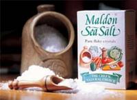 Sal Maldon, la sal en escamas más consumida