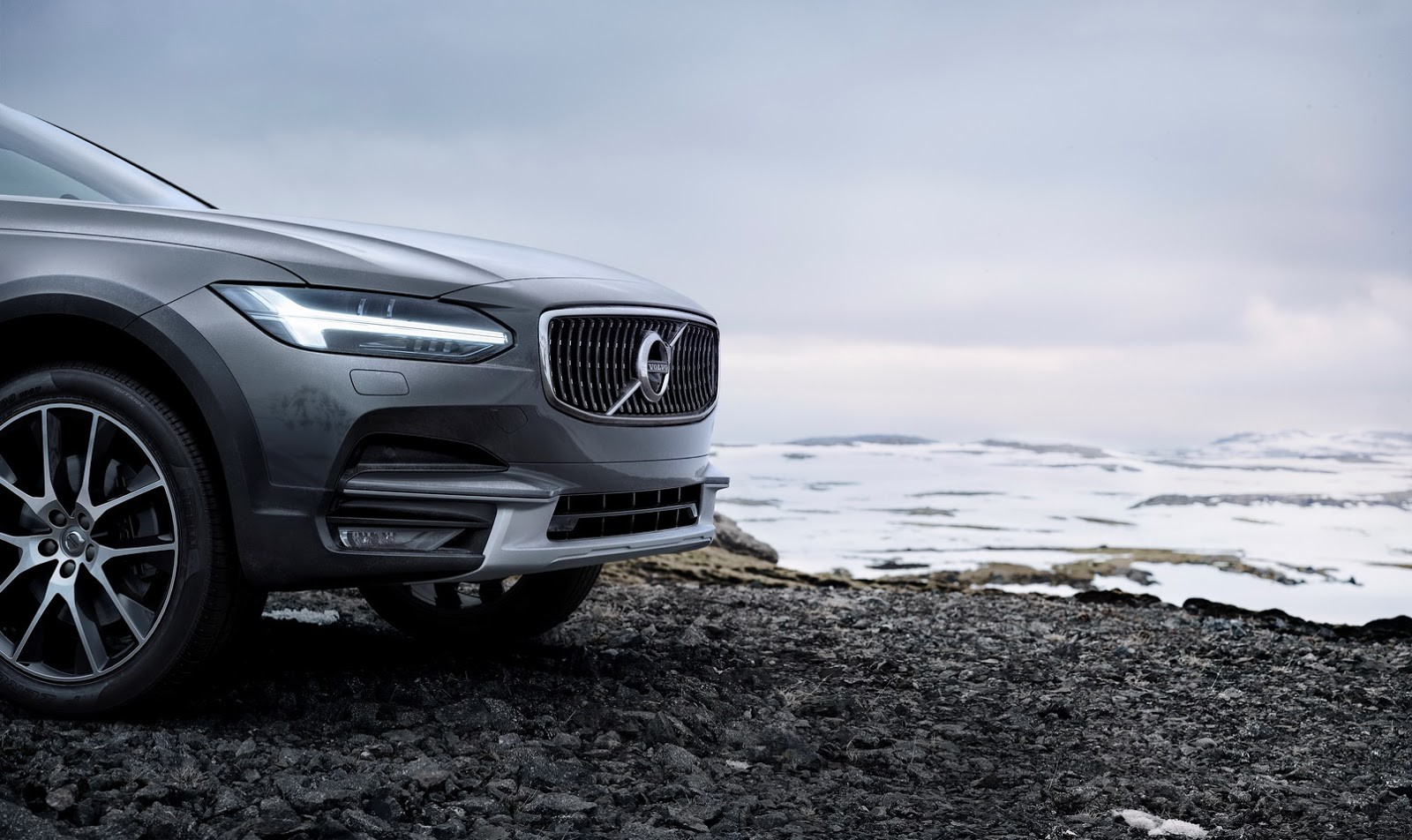 Foto de Volvo V90 Cross Country (12/24)