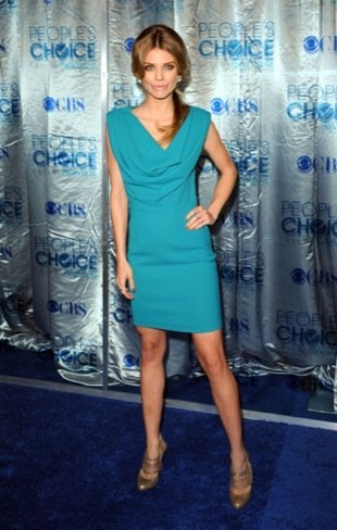 Peoples Choice Awards 2011: AnnaLyne McCord