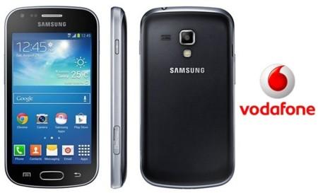 Precios Samsung Galaxy Trend Plus con Vodafone y comparativa con la competencia