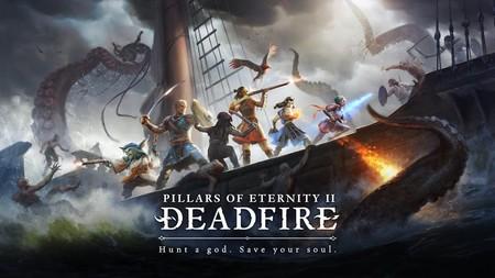 Pillars of Eternity II: Deadfire comienza su campaña de crowdfunding, y puedes invertir en él