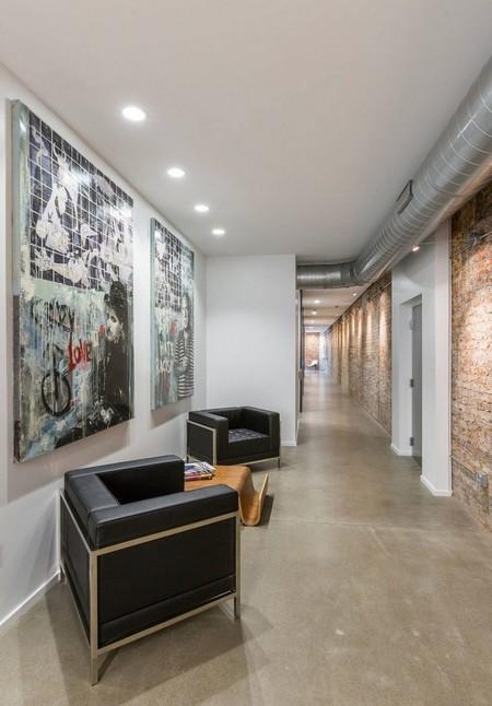Modern Cincinnati Loft 3