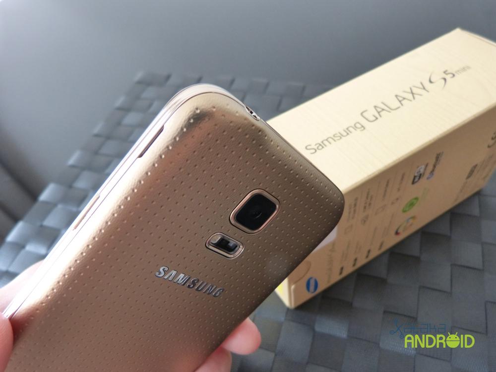 Foto de Samsung Galaxy S5 mini, diseño (18/19)