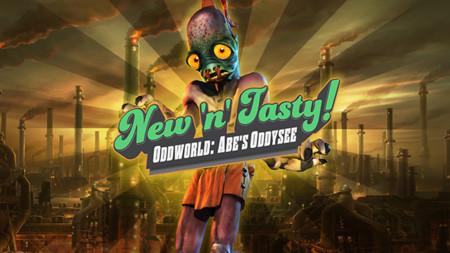 Oddworld: New 'n' Tasty para Wii U saldrá mañana a la venta y ya hay un video comparativo