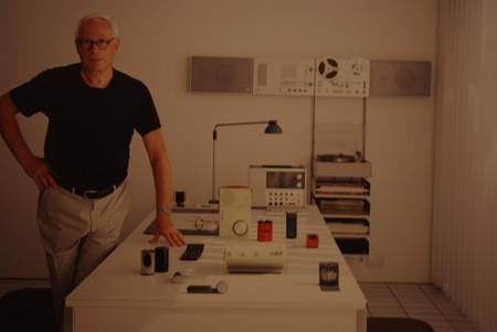 Dieter Rams, el diseñador alemán que predica la sobriedad y que tanto influyó en el estilo de Apple