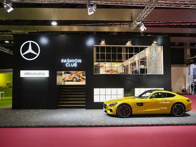 Moda y arte urbano se unen en Mercedes-Benz Fashion Club de la mano de Nano4814 y Urvanity
