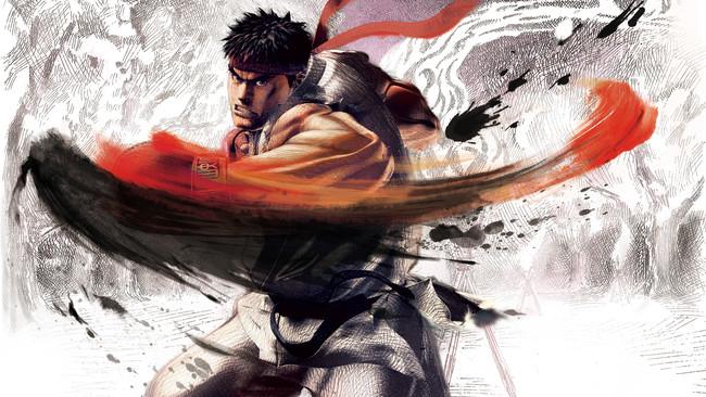 Ultra Street Fighter Iv Artwork 09
