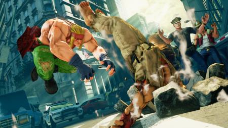Esto es todo lo que incluye la primera remesa de contenidos gratuitos para Street Fighter V