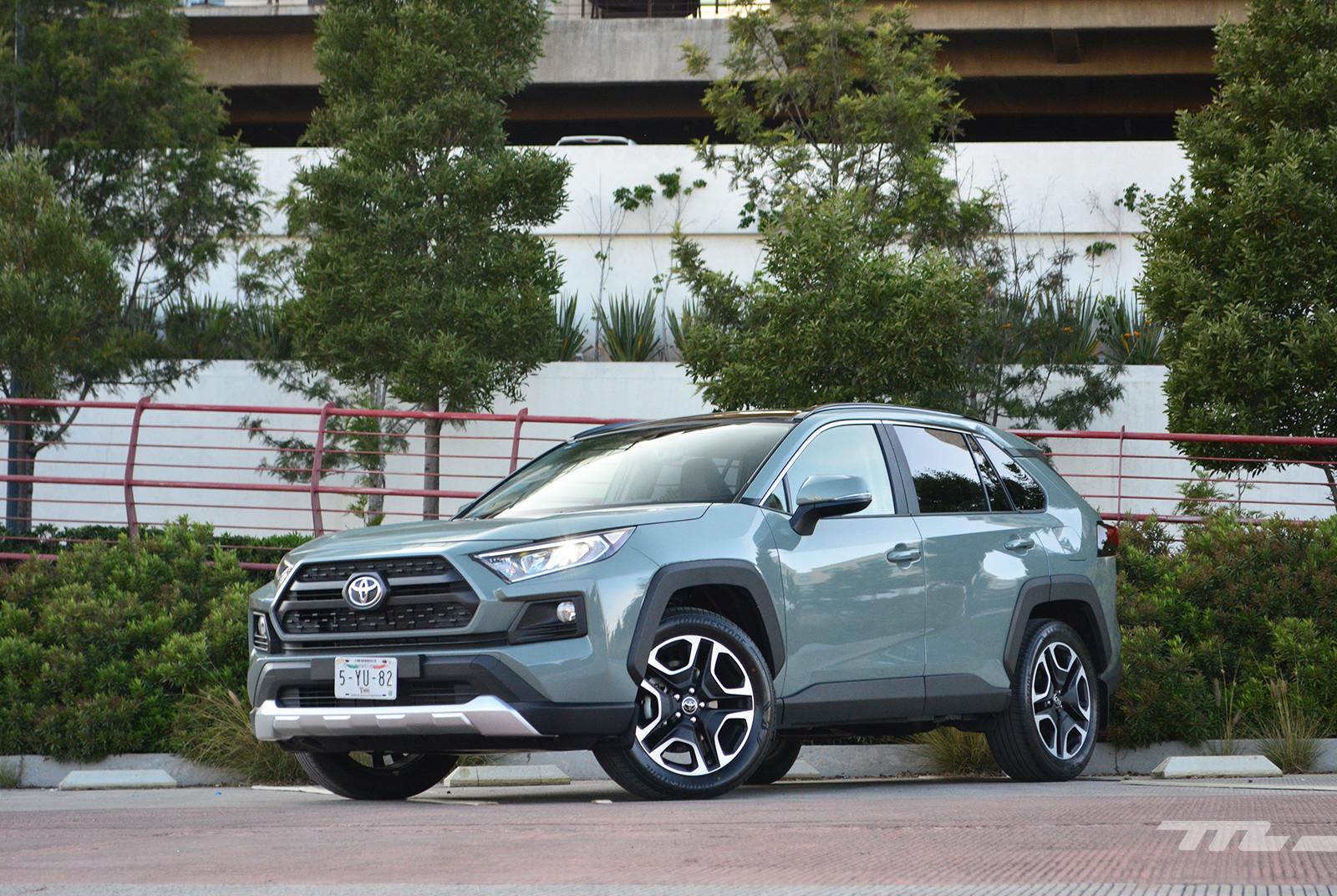 Foto de Toyota RAV4 (prueba) (1/23)