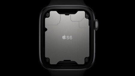 Chip S6 Apple Watch