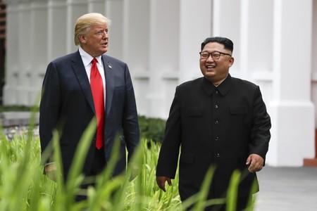 Más comida y menos bombas: así ha sido el menú del histórico almuerzo entre Donald Trump y Kim Jong Un