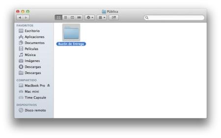 Cómo crear nuestro propio AirDrop, compatible con cualquier Mac, haciendo uso de las herramientas del sistema