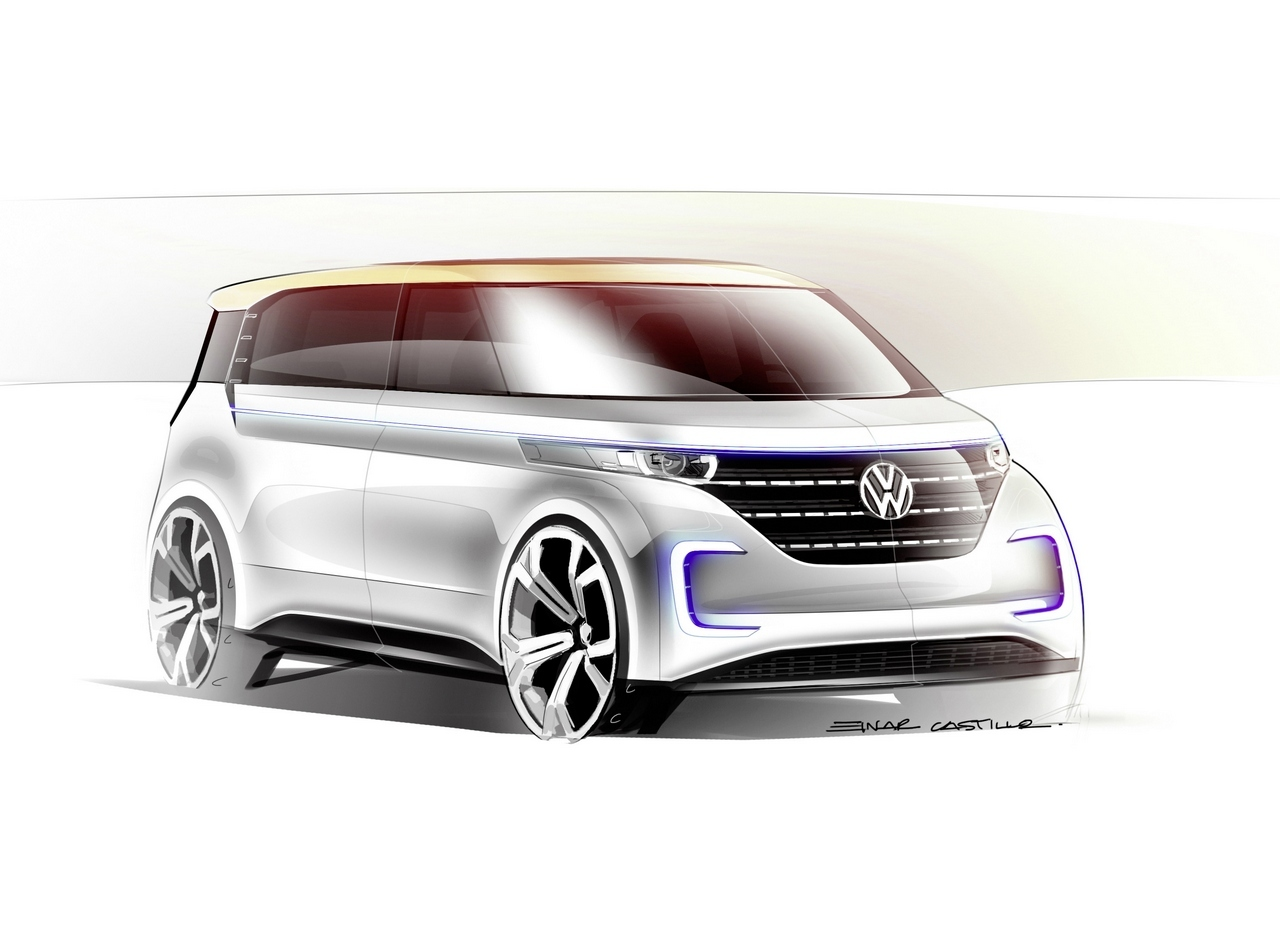 Foto de Volkswagen BUDD-e (23/27)