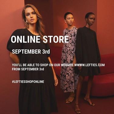 Por fin llegó una de las noticias más esperadas del grupo Inditex: Lefties abre su tienda online